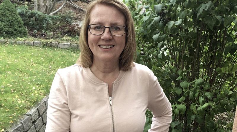 Över en fika med Inger Lernevall