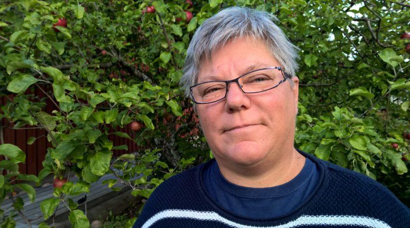 Över en fika med Kersti Vikström