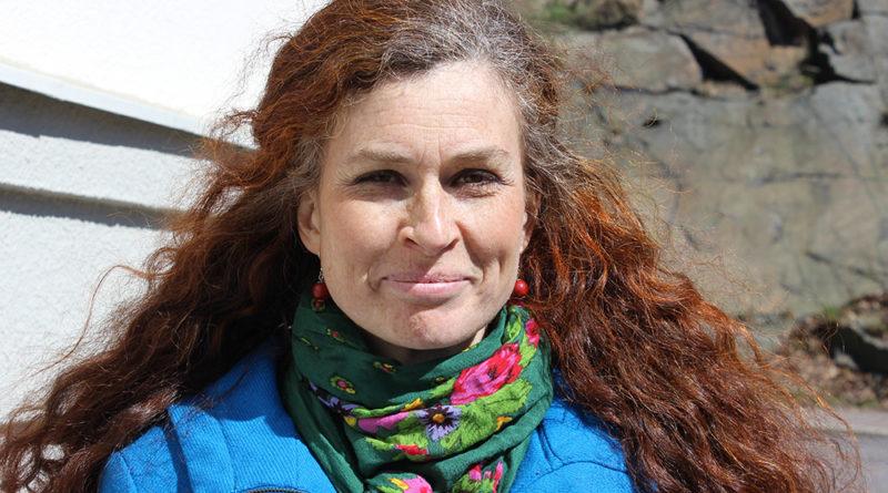 En viktig fika med Johanna Hildebrand