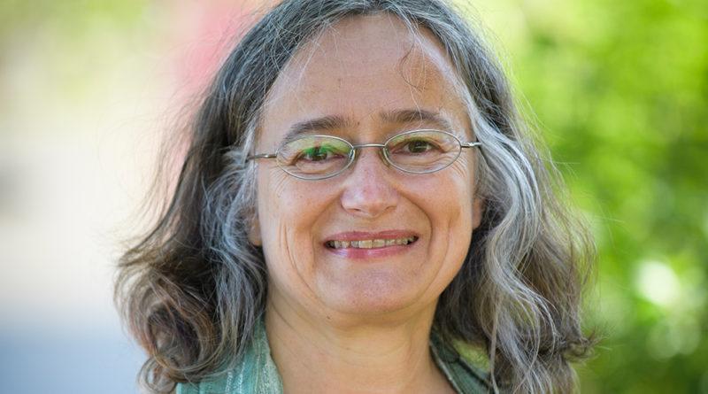 En viktig fika med Anna-Maria Sandström
