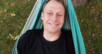 Fem frågor till Benny Fröjd