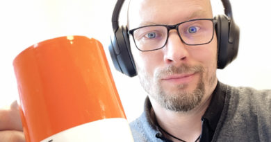 Fem frågor till Peter Max Mäkelä
